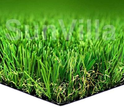 SunVilla Artificial Grass Turf, 7 By 13 Feet