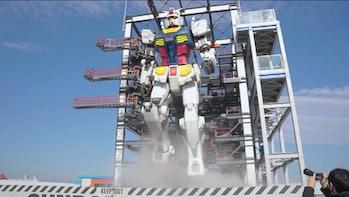 Gundam replica 2