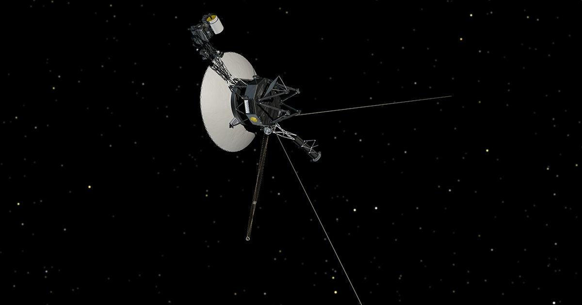 When Voyager glitched 11.5 billion miles from Earth, NASA had a plan