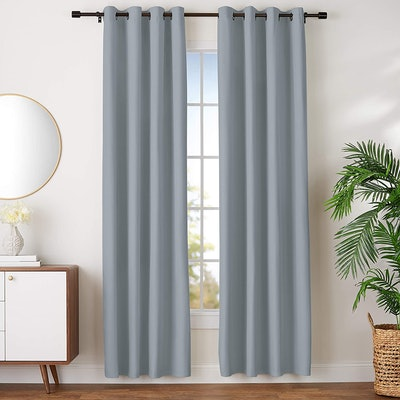 AmazonBasics Blackout Window Curtains
