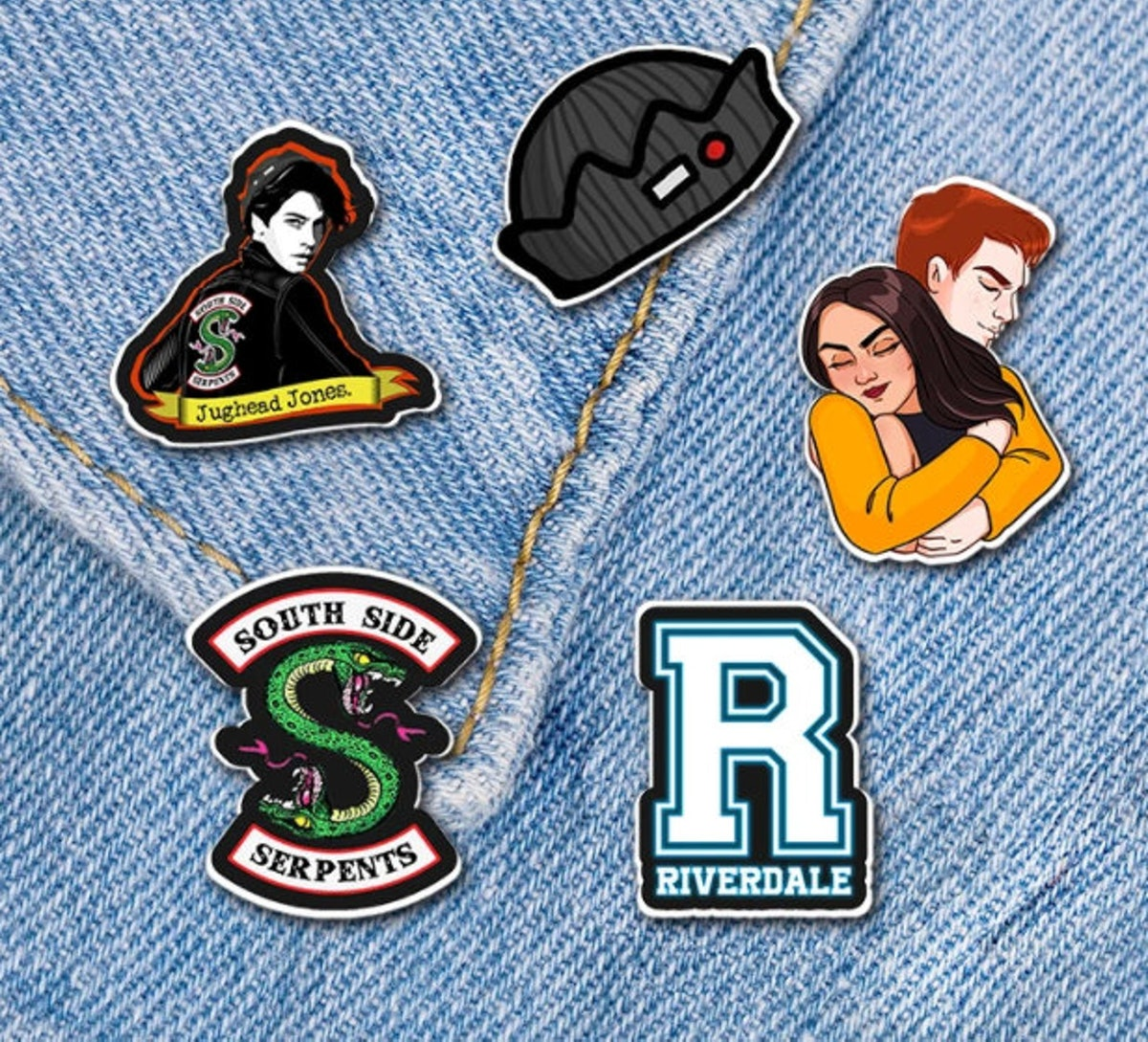'Riverdale' Pin Collection
