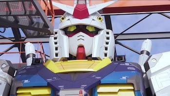 Gundam replica 1