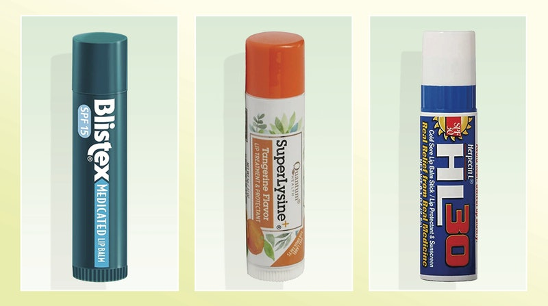Best Lip Balms To Prevent Cold Sores