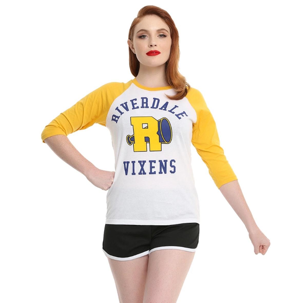 Riverdale Vixens Raglan