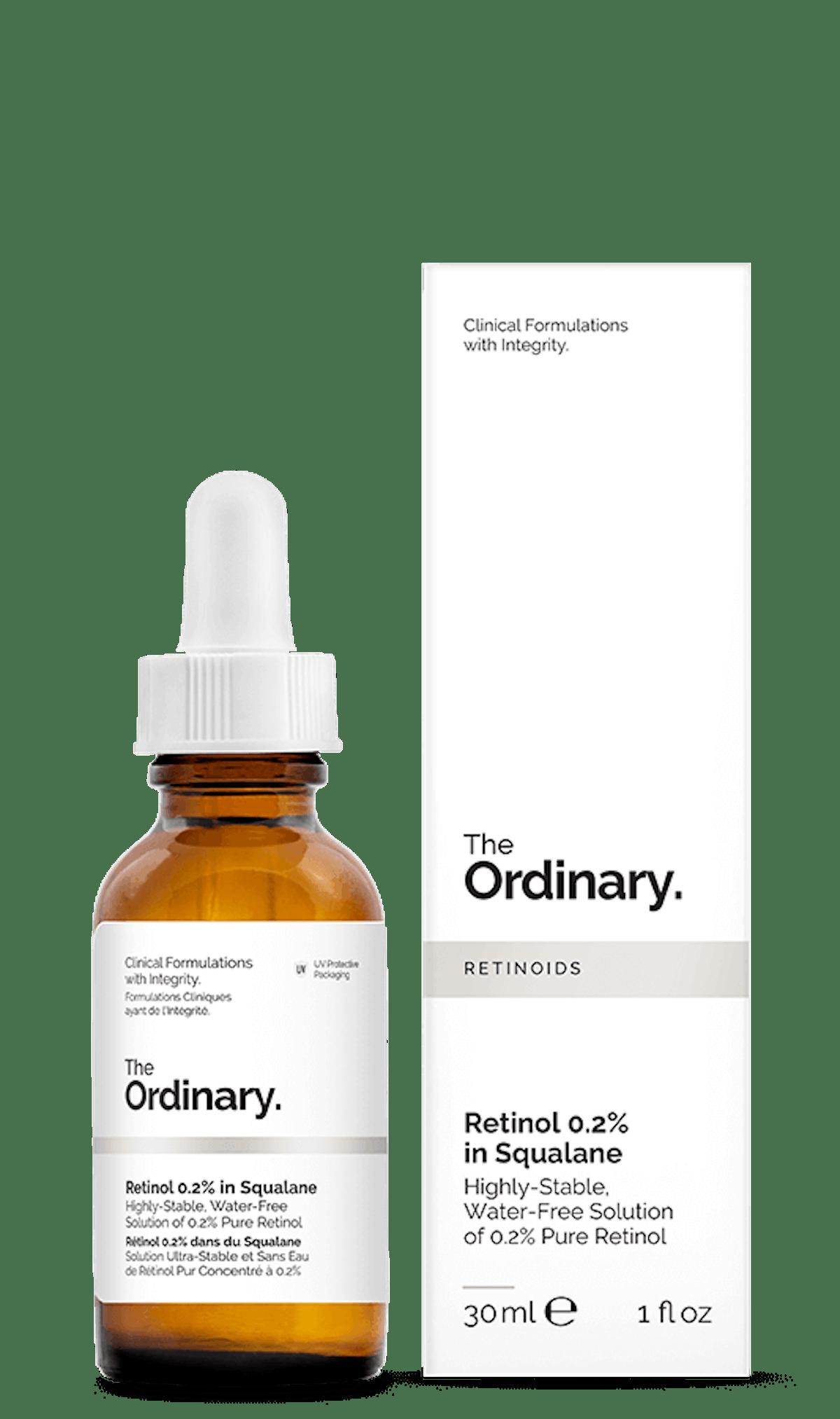Retinol .2% In Squalene