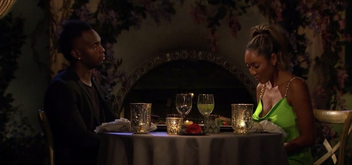 Eazy Goes Home On Tayshia's 'Bachelorette' Week 8