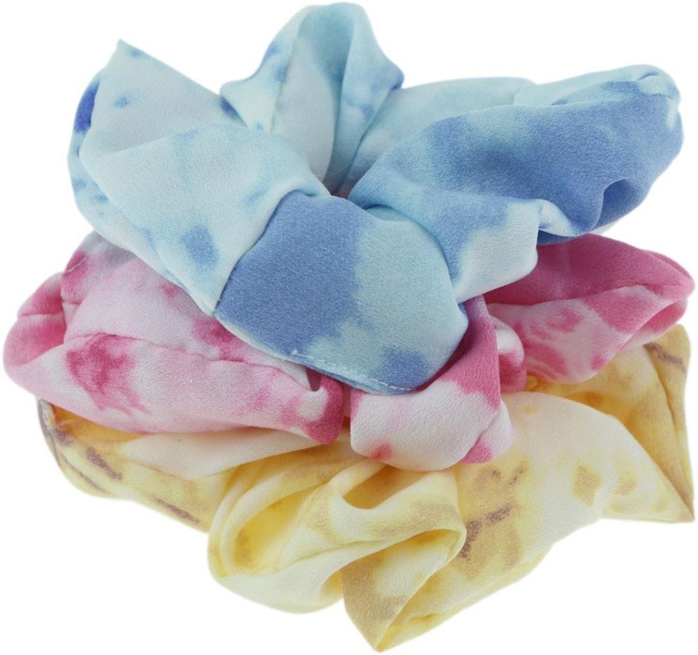 Capelli New York Tie Dye Chiffon Twisters