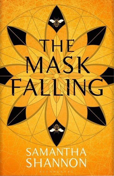 'The Mask Falling' by Samantha Shannon