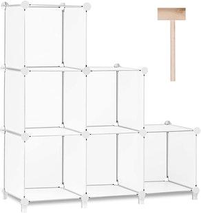 Puroma Cube Storage Organizer (6-Pack)