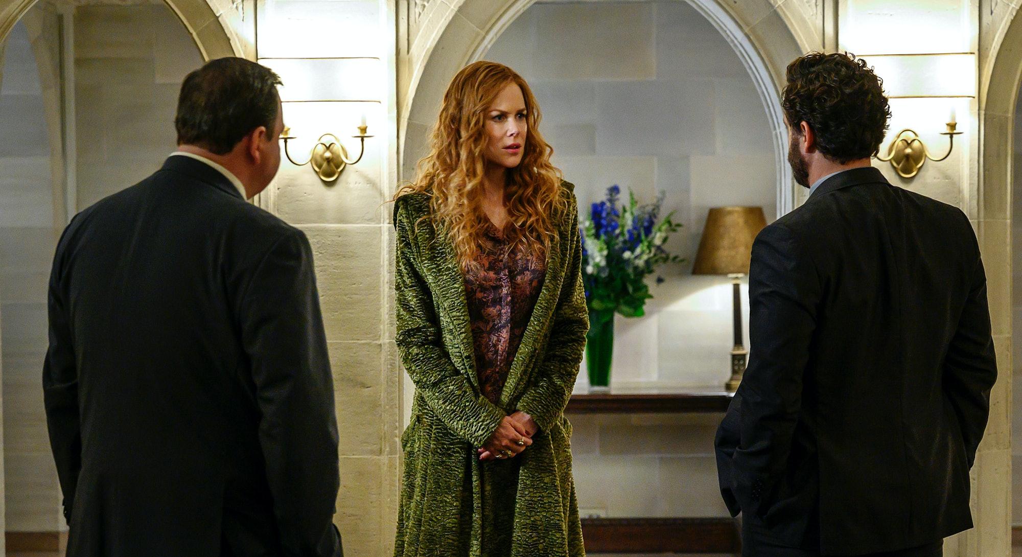 Nicole Kidman 'The Undoing' Coats
