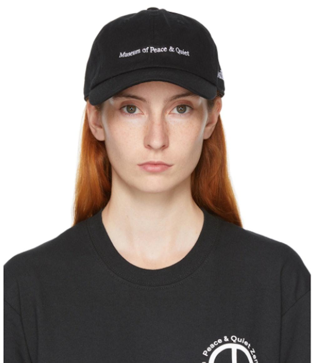 Black MOPQ Cap