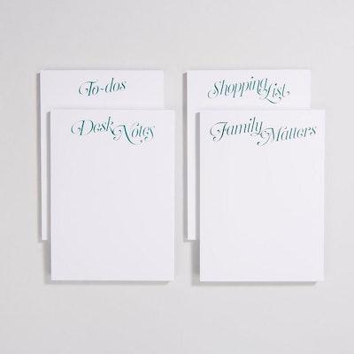 Maison Notepads