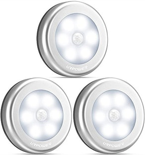 URPOWER Motion Sensor Lights (3-Pack)