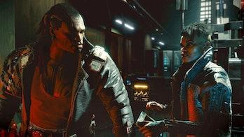 cyberpunk 2077 cd projekt red video games