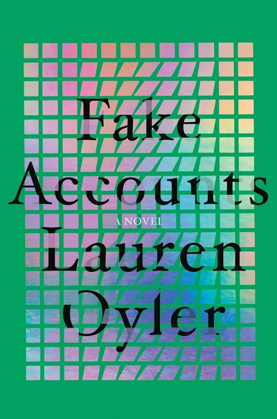 'Fake Accounts' by Lauren Oyler