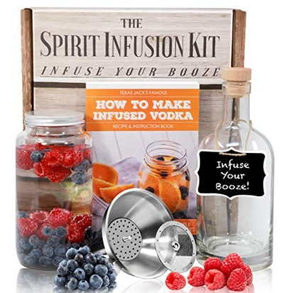 The SPIRIT INFUSION KIT - Infuse Your Booze