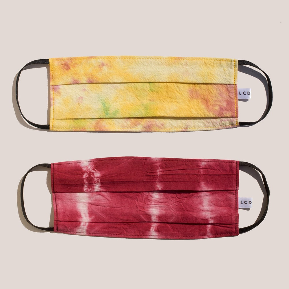 Meals x LCD Face Covering 2-Pack