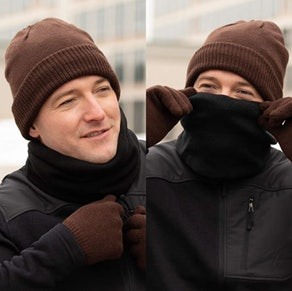 DG Hill Thermal Neck Warmers (2-Pack)