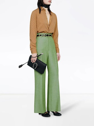 Orgasmique Flared Trousers