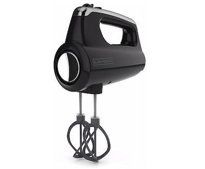 Black + Decker 5-Speed Hand Mixer