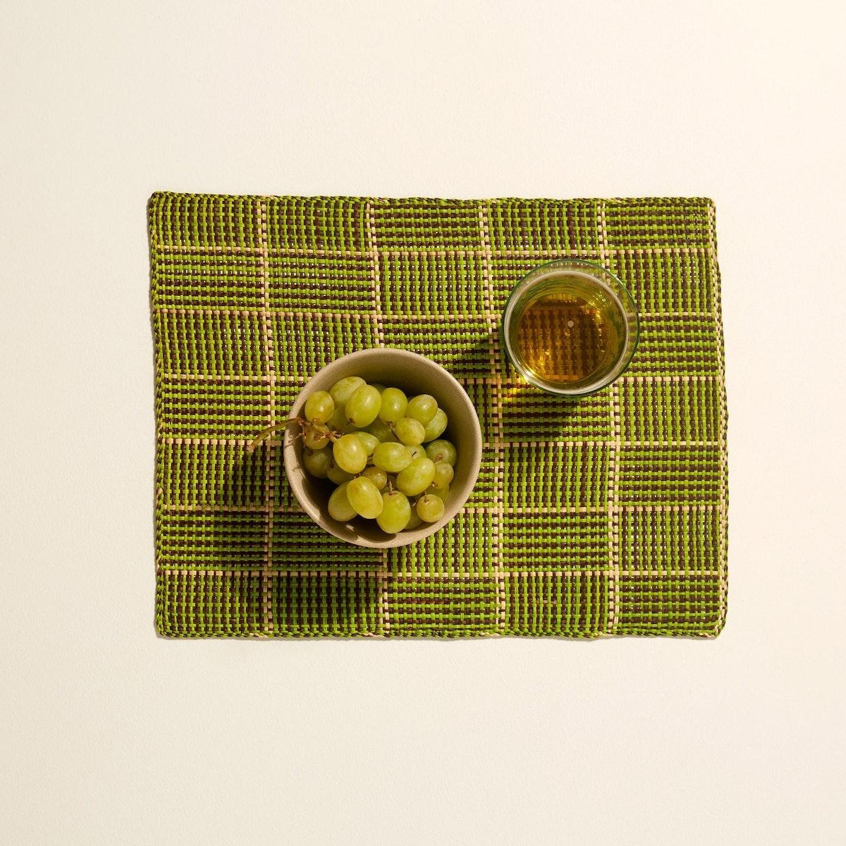 Jipi Plate Mat by Ames — Set of 6