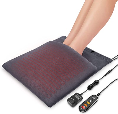 Comfier 2-in-1 Foot Heating Pad