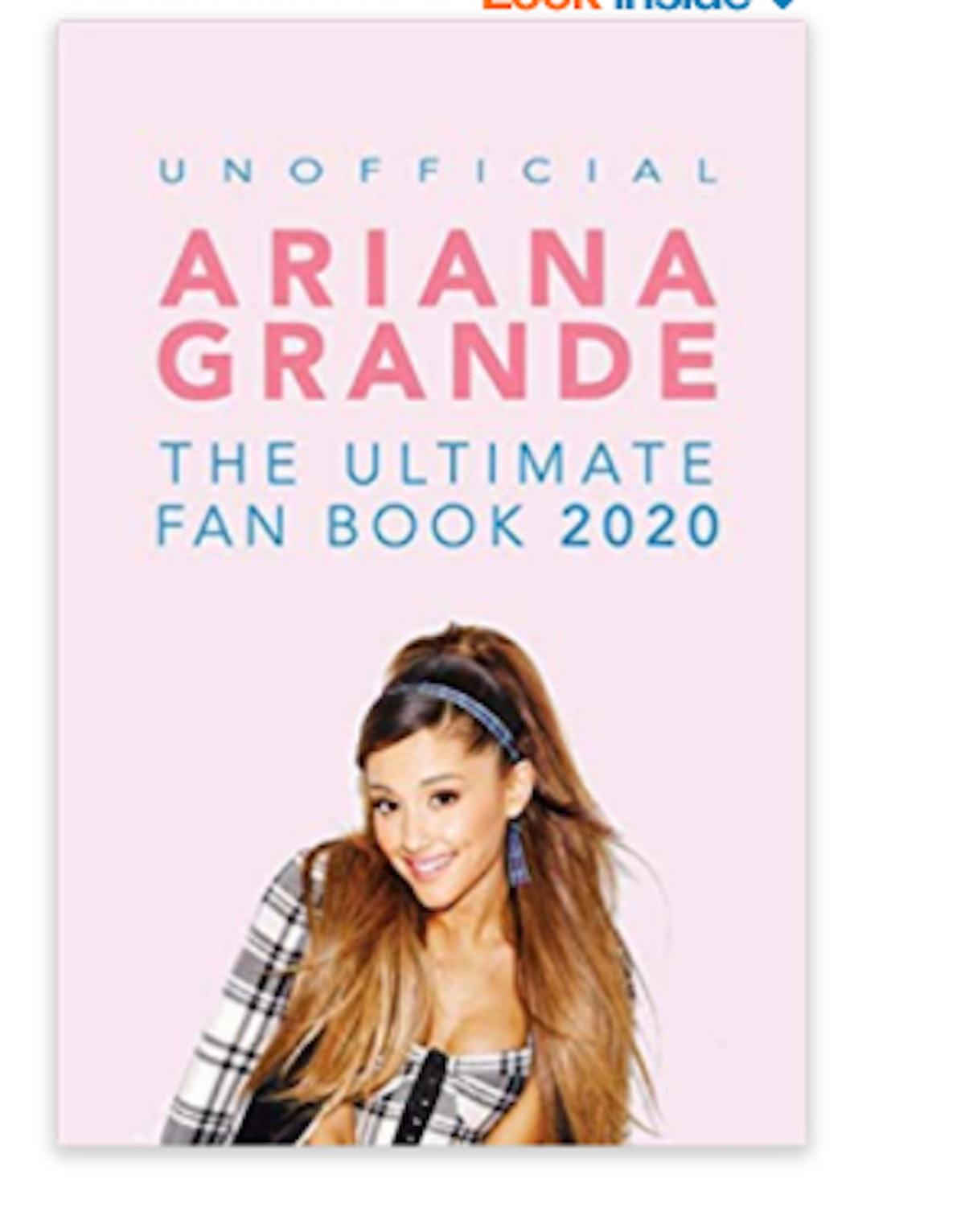 Ariana Grande Fan Book 2020
