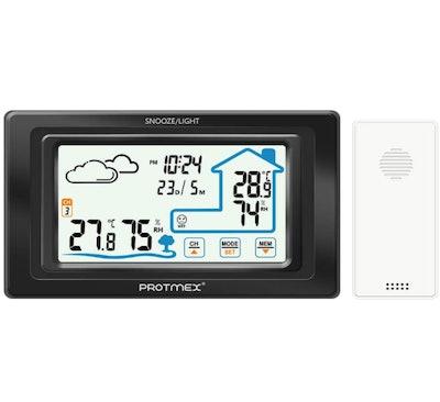 Protmex Indoor Outdoor Thermometer
