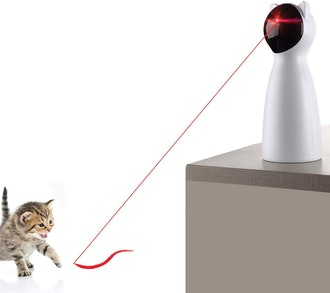 Yvelife Automatic Cat Laser Toy