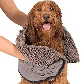 Dog Gone Smart Microfiber Pet Towel