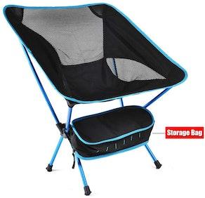 W-ShiG Folding Backpack Camp Chair