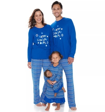 Jammies For Your Families® Hanukkah Family Collection