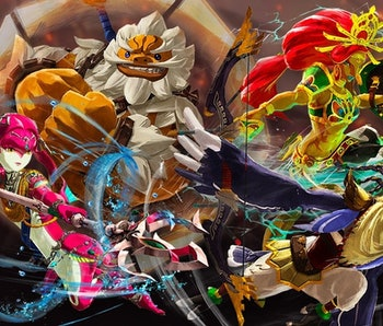 Hyrule Warriors Age Of Calamity Tier List All 18 Characters Ranked