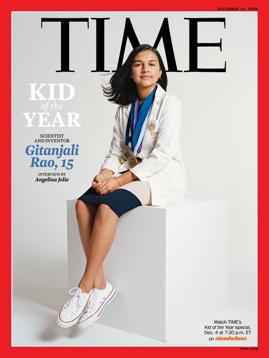 Fifteen-year-old Gitanjali Rao has been named TIME's Kid of The Year for the work she's done as a scientist and inventor to enact positive change in the world.