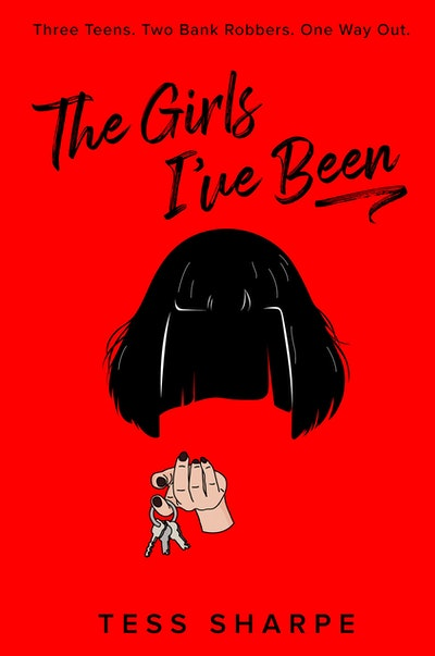 'The Girls I've Been' by Tess Sharpe