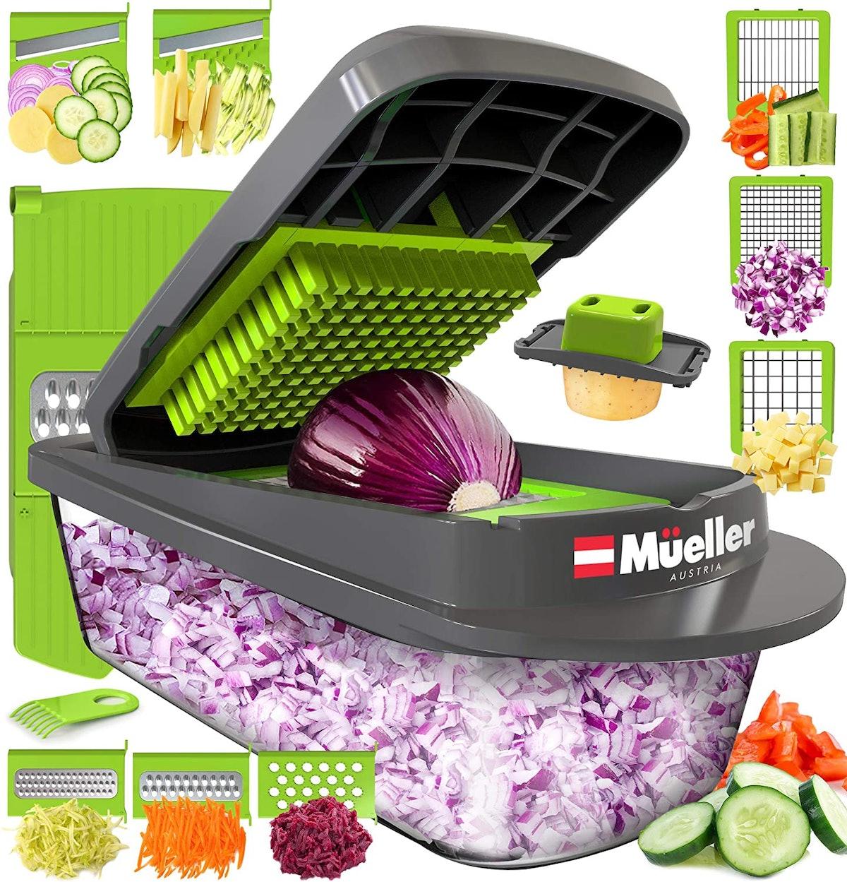 Mueller Austria Pro-Series Vegetable Chopper