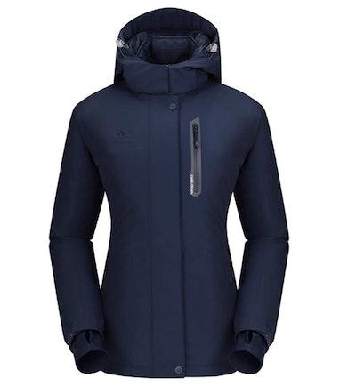CAMEL CROWN Mountain Snow Waterproof Ski Jacket