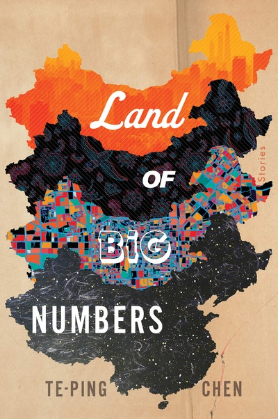 'Land of Big Numbers' by Te-Ping Chen