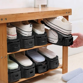 AQUAPRO Shoe Slots Organizer (10-Pack)