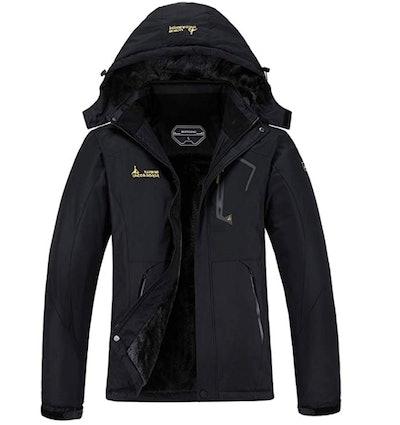 MOERDENG Waterproof Ski Jacket