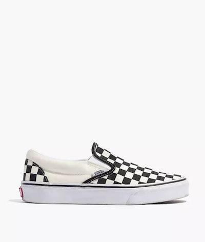Unisex Classic Slip-On Sneakers