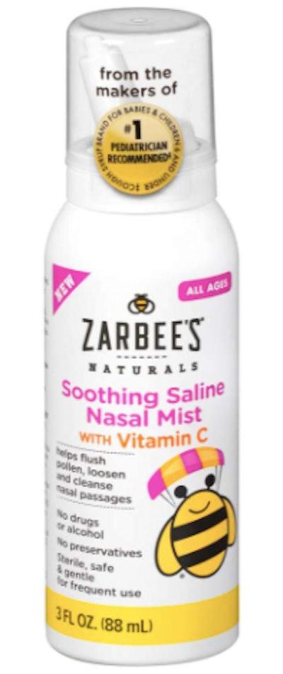 Zarbee's Naturals Children's Nasal Spray With Vitamin C