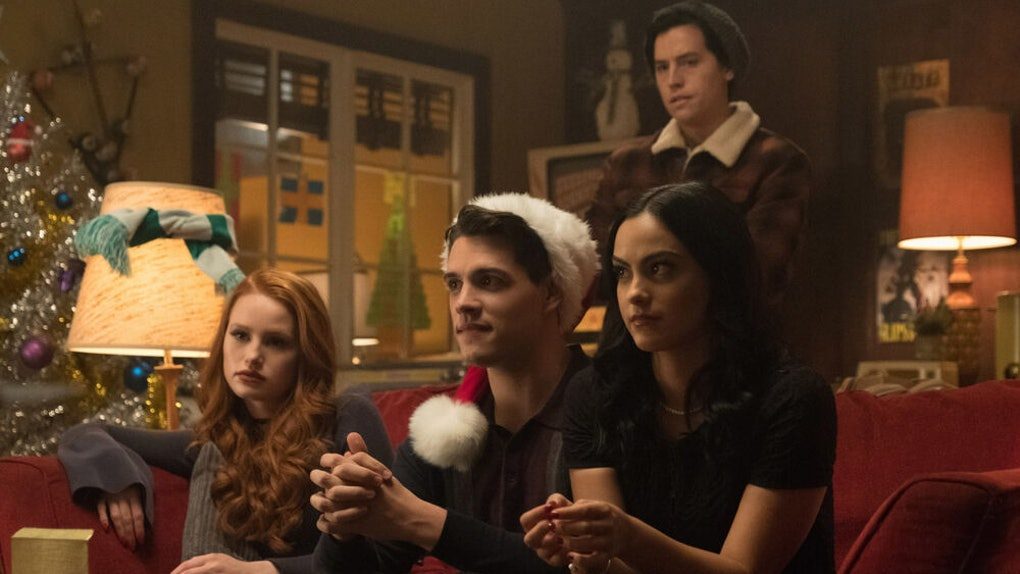 'Riverdale' cast holiday episode