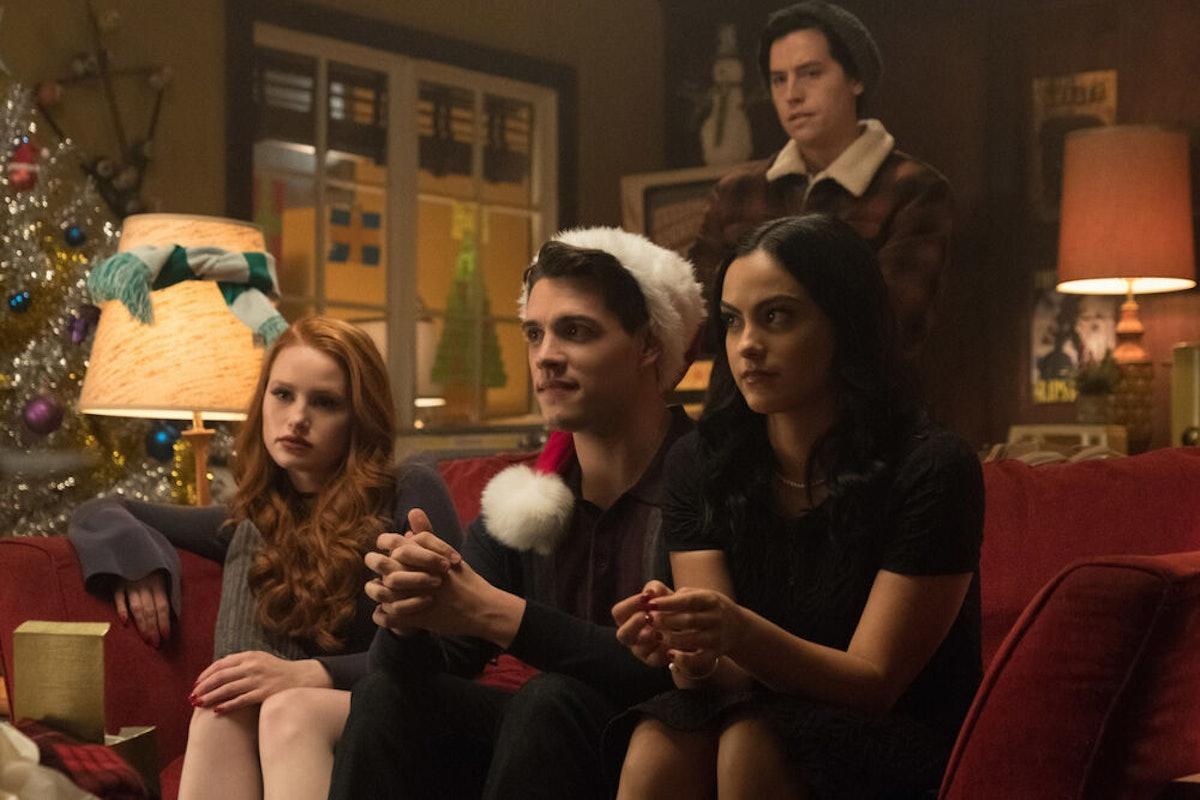 'Riverdale' cast holiday episode