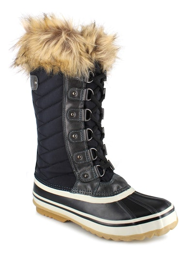 "Portland Boot Company Cairo 12"" Faux Fur Trim Snow Boot"