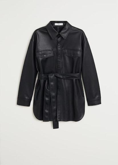 Belt large jacket
