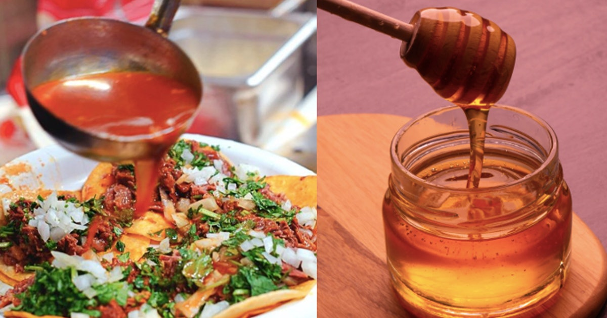 This Spicy Taco Dish & Hot Honey Are On The Top Of Yelp's 2021 Food Trends