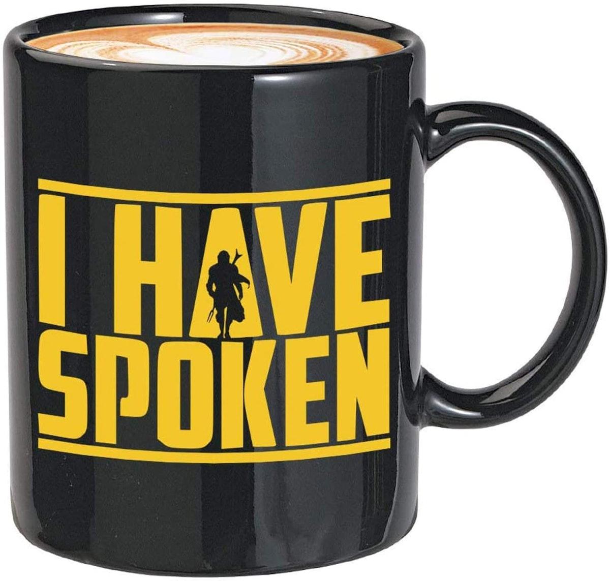"""Star Wars Mug """"I Have Spoken"""""""