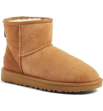 Classic Mini II Genuine Shearling Lined Boot