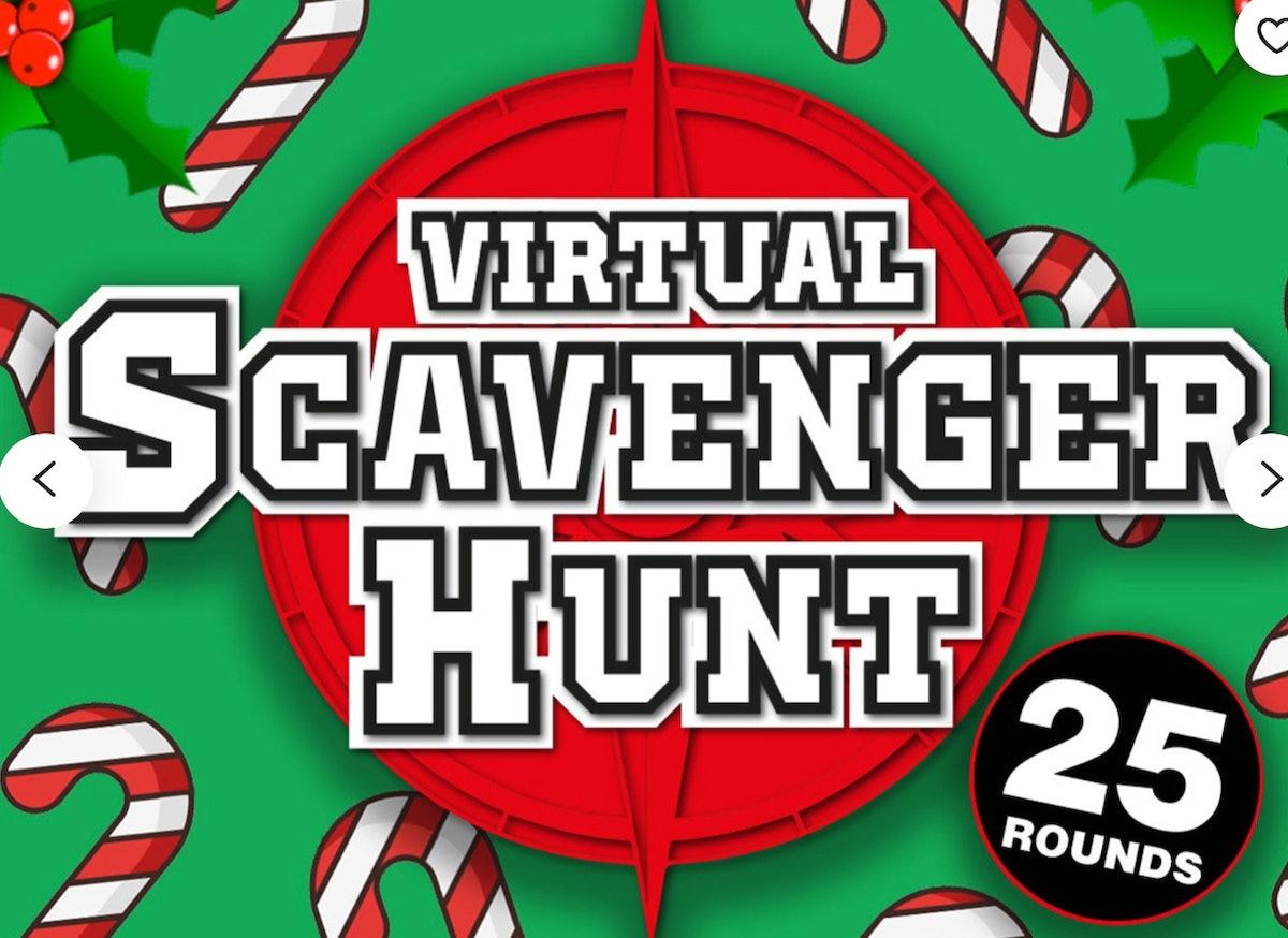 Virtual Scavenger Hunt — RoomVibes